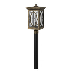 Hinkley - Hinkley Randolph One Light Autumn Post Light - 1499AM-LED - This One Light Post Light is part of the Randolph Collection and has an Autumn Finish. It is Outdoor Capable, and Wet Rated.
