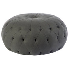 Modern Ottomans And Cubes by Cisco Home