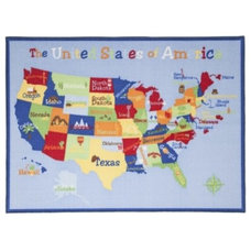 Contemporary Kids Rugs by Target