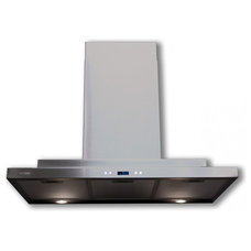 Contemporary Range Hoods And Vents by Range Hoods Inc
