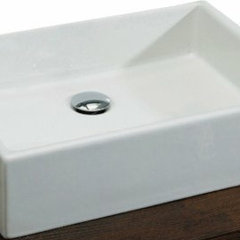 contemporary bathroom sinks by eFaucets.com