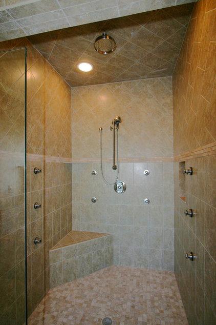 Bathroom by Granite Ridge Builders