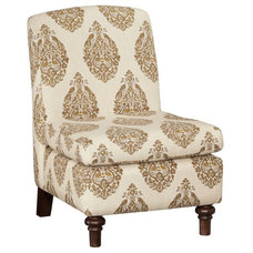 Traditional Living Room Chairs by Pottery Barn
