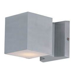 Maxim Lighting - Maxim Lighting 86107Al Lightray 2-Light Led Wall Sconce - Maxim Lighting 86107AL Lightray 2-Light LED Wall Sconce