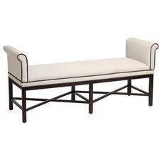 Modern Indoor Benches by Hayneedle