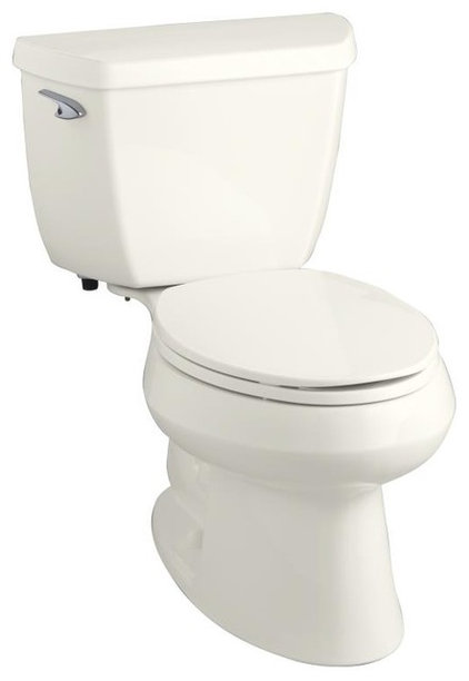 traditional toilets by Kohler