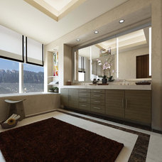 Contemporary Rendering by Smith Firestone Associates