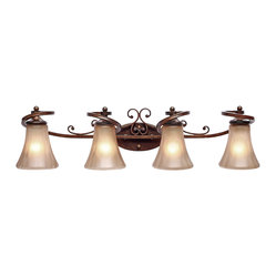 Loretto 4-Light Vanity