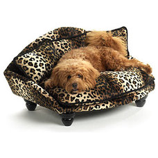Contemporary Dog Beds by The Well Appointed House