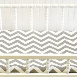 New Arrivals Inc. - Zig Zag Changing Pad Cover - Zig Zag Changing Pad Cover