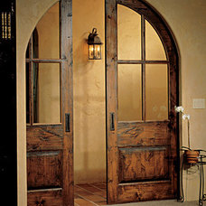 Donkee House » Pocket Doors