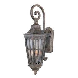 Maxim Lighting - Maxim Lighting 401CDSE Beacon Hill VX 2-Light Outdoor Wall Lantern In Sienna - Features