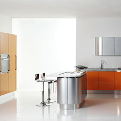 modern kitchen cabinets by Cabinets by Design