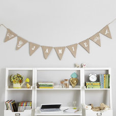 Traditional Nursery Decor by The Land of Nod