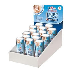 Bug Band Bed Bug No More Spray Travel Size - Case Of 12 - 3 Oz - Bug Band Bed Bug No More Spray Travel Size - Case Of 12 - 3 Oz