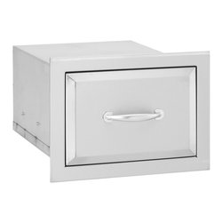 Summerset - Alturi Single Drawer - #304 Stainless Steel Construction