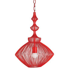 asian pendant lighting by Cottage & Bungalow