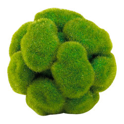 Small Moss Sphere Ball - *Small Moss Sphere
