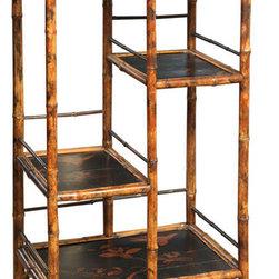 1STDIBS.COM - Coco House - 19th Century English Bamboo Etagere -
