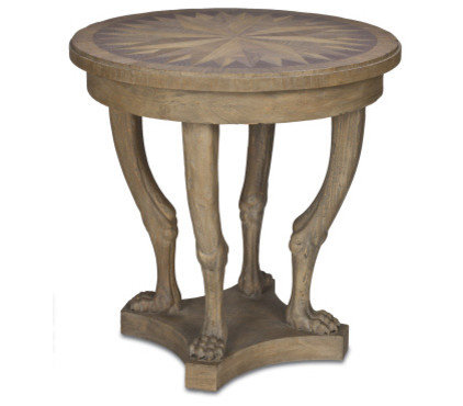 eclectic side tables and accent tables by Liv-Chic Furniture