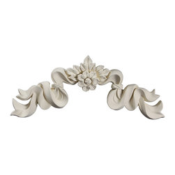 uDecor - OR-5840 Ornamental - Accent features are manufactured with a dense architectural polyurethane compound (not Styrofoam) that allows it to be very durable and 100% waterproof. These corbels are delivered pre-primed for paint. It is installed with architectural adhesive and/or finish nails. It can also be finished with caulk, spackle and your choice of paint, just like wood or MDF. A major advantage of polyurethane is that it will not expand, constrict or warp over time with changes in temperature or humidity. It's safe to install in rooms with the presence of moisture like bathrooms and kitchens. This product will not encourage the growth of mold or mildew, and it will never rot.