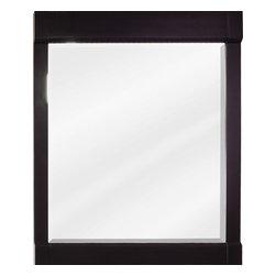 Hardware Resources - Mirror by Jeffrey Alexander - Mirror by Jeffrey Alexander 28 x 34 Espresso mirror with beveled glass Corresponds with VAN092 24  VAN092 24 T  VAN092 30  VAN092 30 T  VAN092 36  VAN092 36 T  VAN092 48  VAN092 48 T