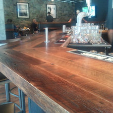 Bar Tables by Reclaimed DesignWorks
