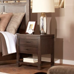 Nightstands & Bedside Tables: Find Metal Night Stands and ...