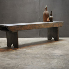 Traditional Dining Benches by Factory 20
