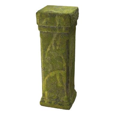 Cyan Design - Cyan Design Sculptural Mossy Garden Column X-45010 - Mossy Column