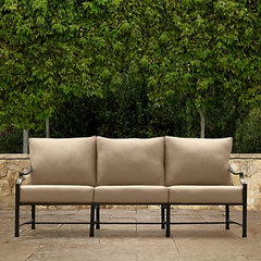 "contemporary outdoor sofas 75"" Carmel Sofa"