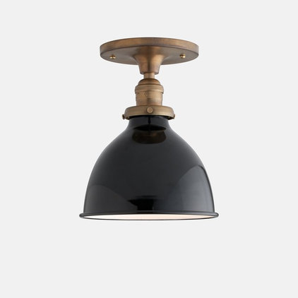 Modern Ceiling Lighting by Schoolhouse Electric