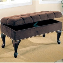 Carlton Storage Bench