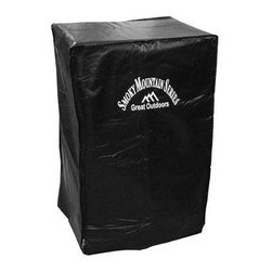 """Landmann - Cover For 32"""" Electric Smoker - Made from durable polyester, the Electric smoker cover protects your smoker from outside elements giving it longer life! The zipper closure allows the cover to easily slide over smoker when not in use and easy removal for when the smoker is ready for use. Cover will fit 32"""" Smoky Mountain Electric Vertical Smoker, model number 32910 Product dimensions: 21"""" x 17.5"""" x 33"""""""