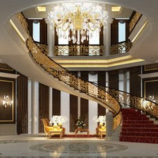 Contemporary Rendering by IONS DESIGN- DUBAI