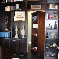 Traditional  by Burrows Cabinets