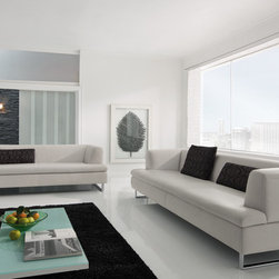 Mantua Koinor - This soft and cuddly dream of a sofa offers maximum comfort, timeless design and balanced proportions.