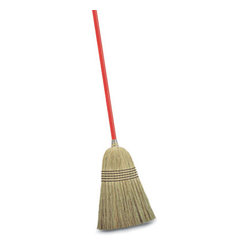 Libman Janitor Corn Broom, Model #502