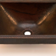 Modern Bathroom Sinks by Artesano Copper Sinks