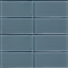 Modern Tile by Troy Tile & Stone