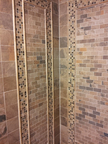 Contemporary Showerheads And Body Sprays by Richmond Tile and Bath