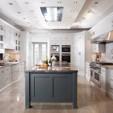 Modern Kitchen Cabinets by O'Connors of Drumleck