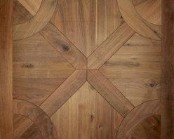 PARQUET PATTERNS - Custom parquet wood flooring