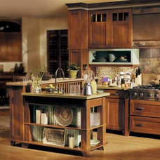 Traditional Kitchen by Schuler Cabinetry