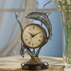 Tropical Clocks by Iron Accents