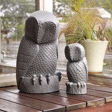 Modern Garden Statues And Yard Art by West Elm