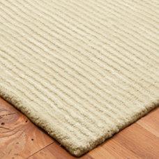 Traditional Rugs Pashmina Wool Area Rug