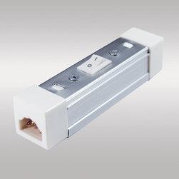 Antares Lighting - Antares OGSW1 Modular On/Off Rocker Switch - Modular On/Off Rocker Switch for Antares Odyssey and Geminix fixtures