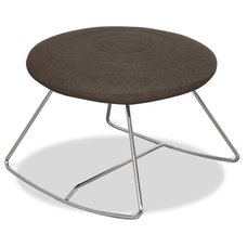 Modern Footstools And Ottomans Target Brown Stool
