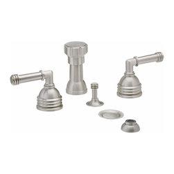 Phylrich K4109 Swing Four Hole Bidet Faucet -
